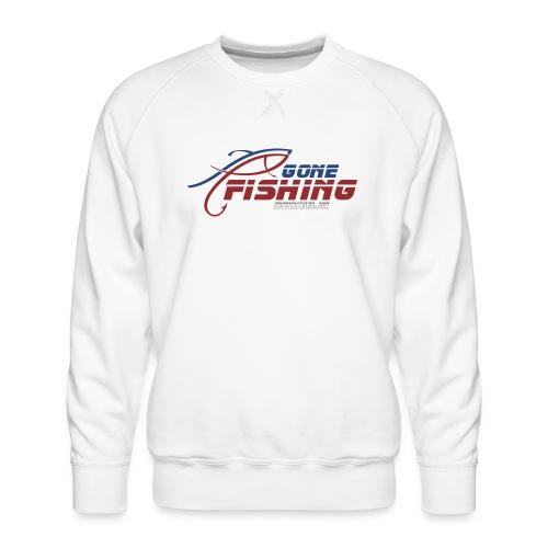 GONE-FISHING (2022) DEEPSEA/LAKE BOAT COLLECTION - Men's Premium Sweatshirt