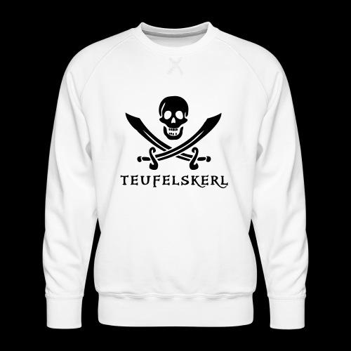 ~ Teufelskerl ~ - Männer Premium Pullover
