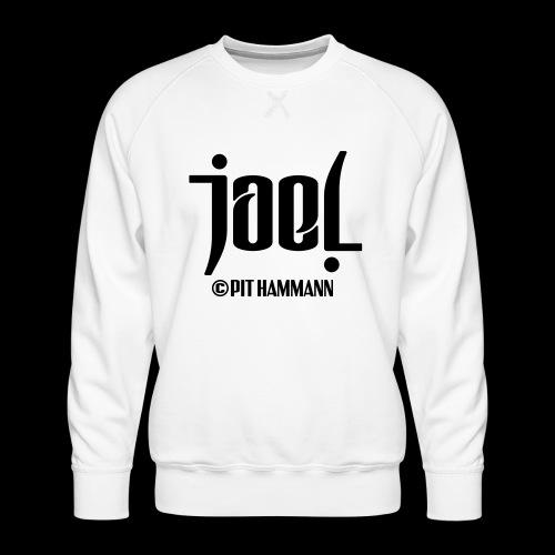 Ambigramm Joel 01 Pit Hammann - Männer Premium Pullover