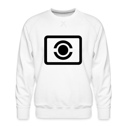 Mehrfeldmessung - Männer Premium Pullover