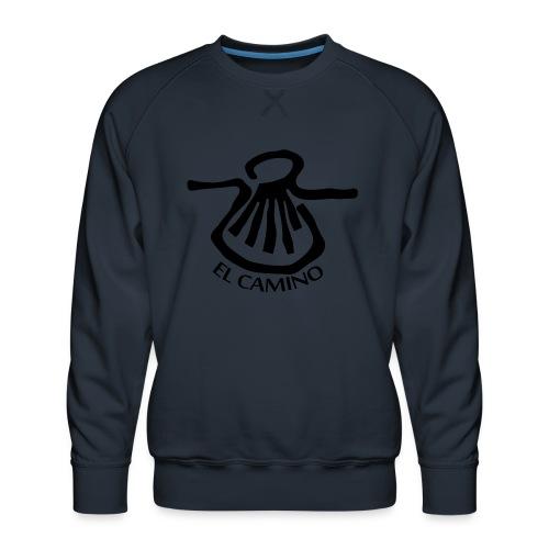 El Camino - Herre premium sweatshirt