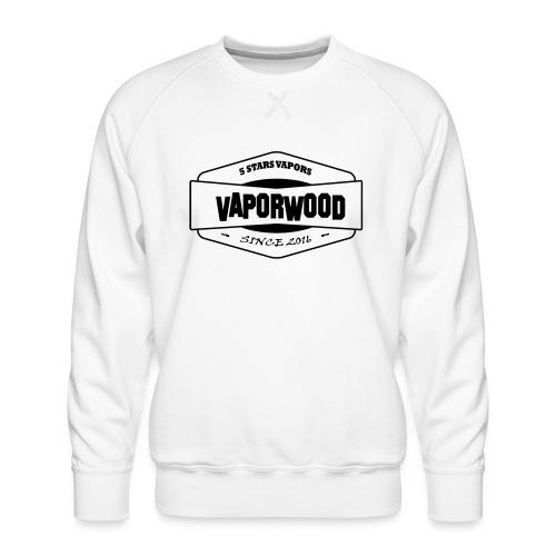 VaporwoodLogo - Männer Premium Pullover
