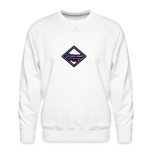 jordan sennior logo - Men's Premium Sweatshirt