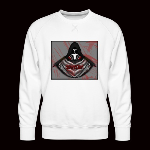 SoWeQDK Reaper ! - Herre premium sweatshirt