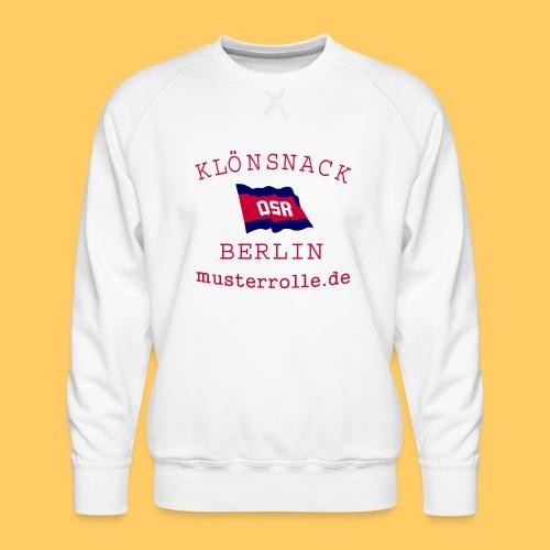 KiB-Logo-gif - Männer Premium Pullover
