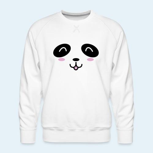 Cachorro panda (Cachorros) - Sudadera premium para hombre