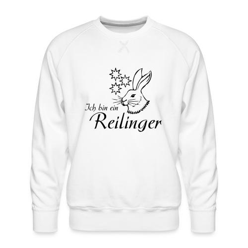 Ich bin ein Reilinger 2 - Männer Premium Pullover