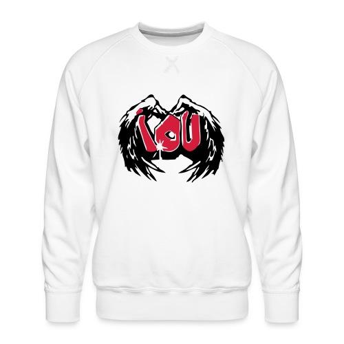 IOU - I owe you - Männer Premium Pullover