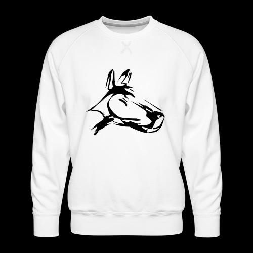 der hund 10 x 10 - Männer Premium Pullover