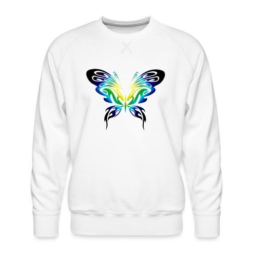 Motyl kolor - Bluza męska Premium