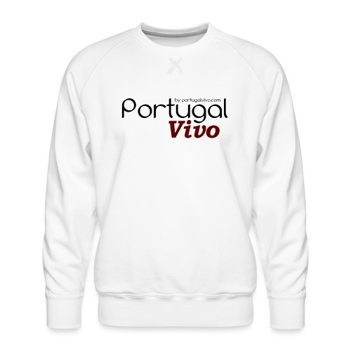 Portugal Vivo - Sweat ras-du-cou Premium Homme