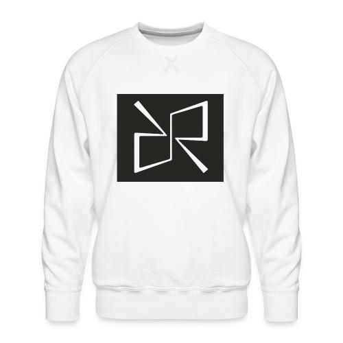 Rymdreglage logotype (RR) - Men's Premium Sweatshirt