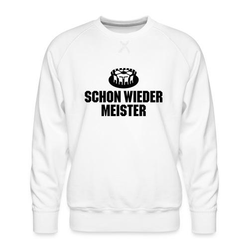 Titel, Tore, Temperamente - Männer Premium Pullover