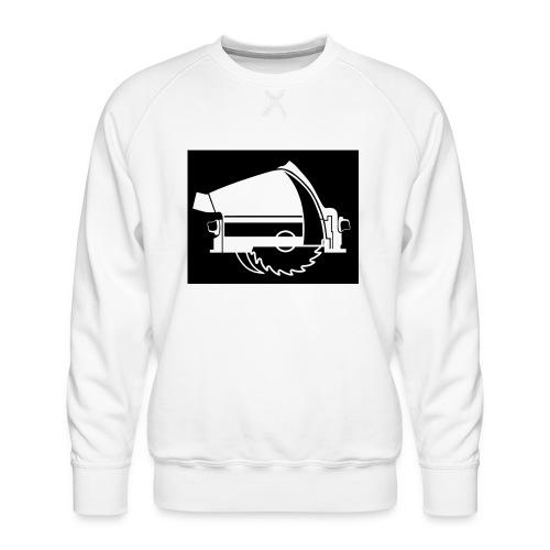 saw - Men's Premium Sweatshirt