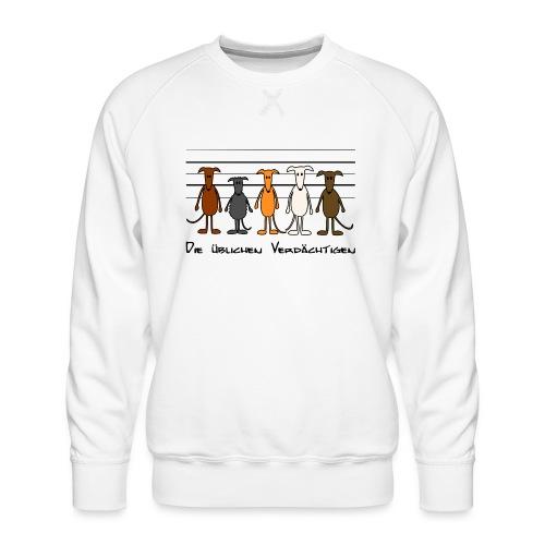Die üblichen Verdächtigen - Männer Premium Pullover