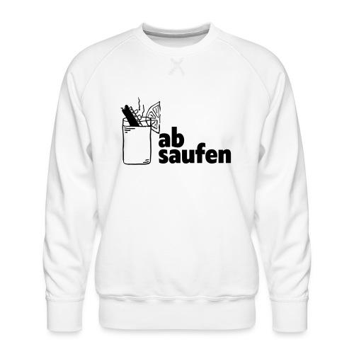 absaufen - Männer Premium Pullover