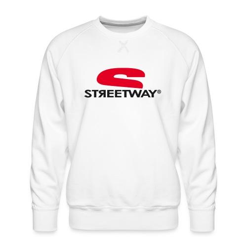 LOGO Streetway GF - Sweat ras-du-cou Premium Homme