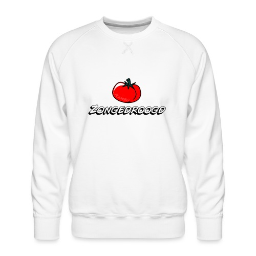 ZONGEDROOGD - Mannen premium sweater