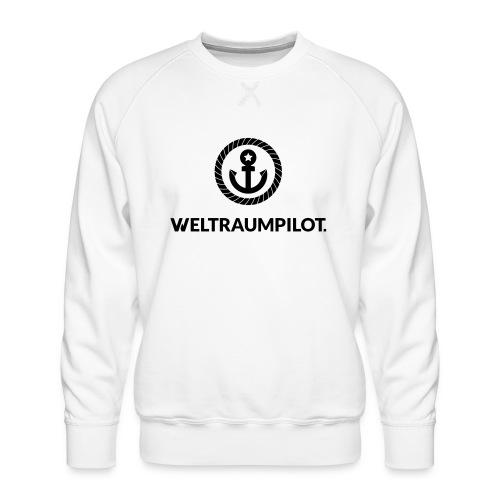 weltraumpilot - Männer Premium Pullover