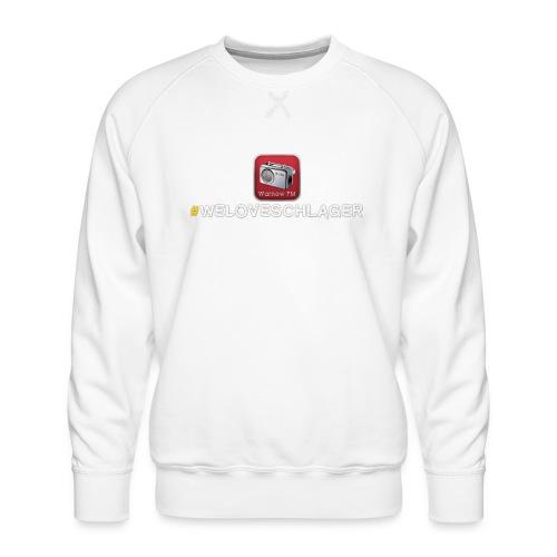 WeLoveSchlager 1 - Männer Premium Pullover