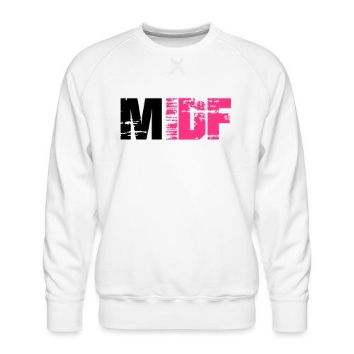 Logo MIDF 2 - Sweat ras-du-cou Premium Homme
