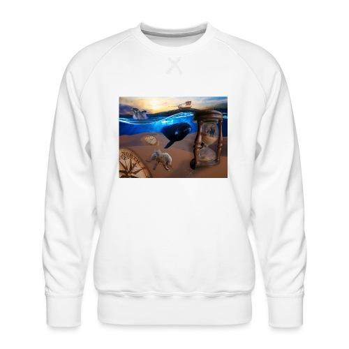 Wodne Przemyślenia - Bluza męska Premium