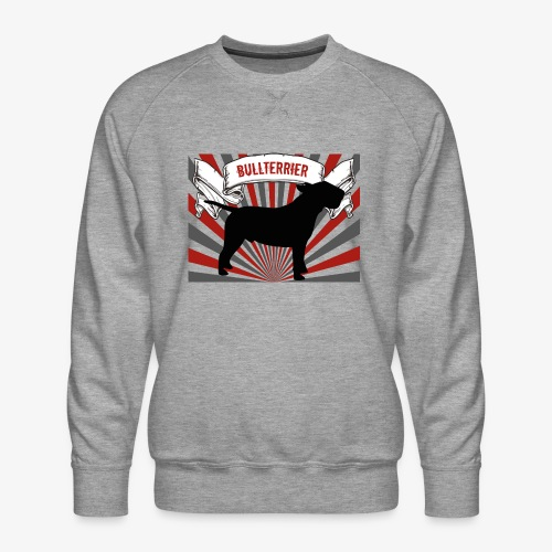 Bullterrier - Männer Premium Pullover