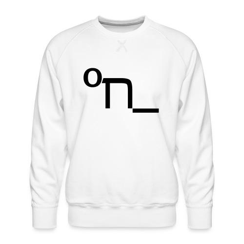 DRUNK - Men's Premium Sweatshirt