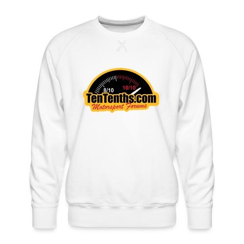 3Colour_Logo - Men's Premium Sweatshirt