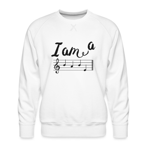 ImABabe - Mannen premium sweater