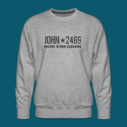 JOHN2469 prova per spread - Felpa premium da uomo