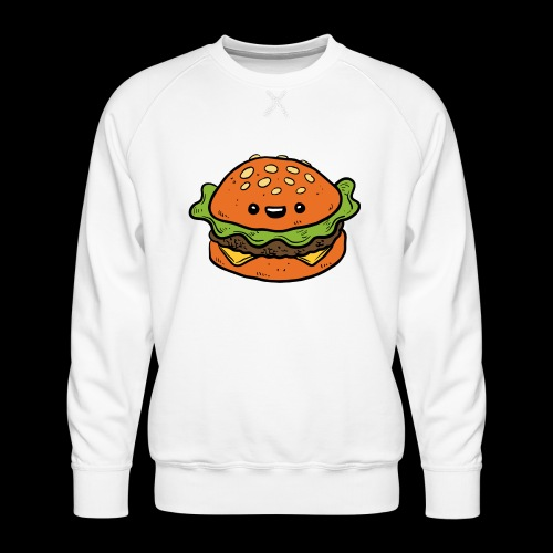 Star Burger - Mannen premium sweater