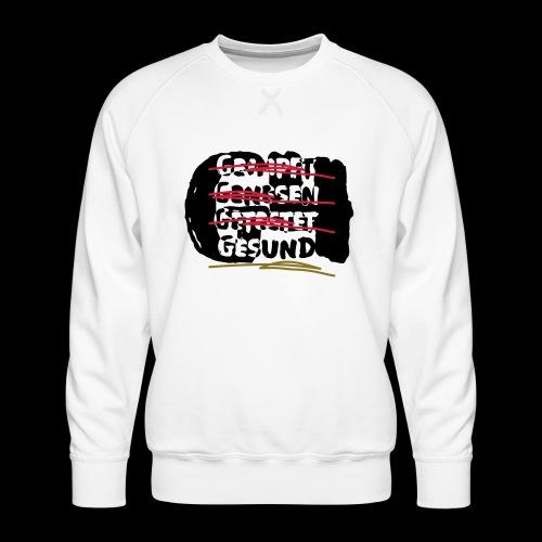 g4g - Männer Premium Pullover