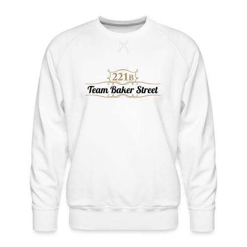 Team Baker Street - Männer Premium Pullover