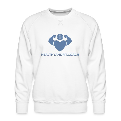 Original on Transparent - Men's Premium Sweatshirt