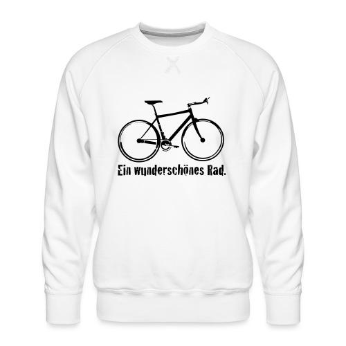 Mein Rad - Männer Premium Pullover