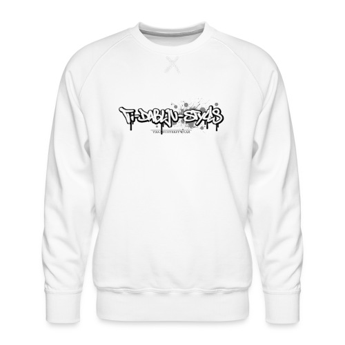 ti-dablju-styles_Logo - Männer Premium Pullover