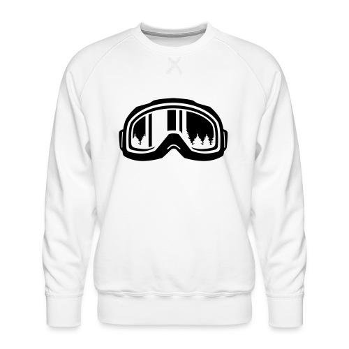 snowboard - Mannen premium sweater