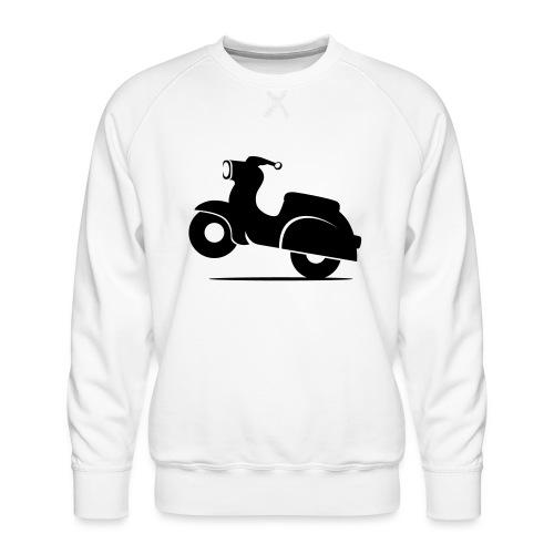 Schwalbe knautschig - Männer Premium Pullover