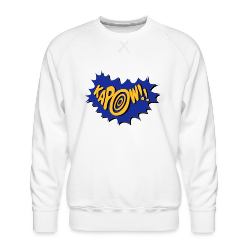 kapow - Men's Premium Sweatshirt
