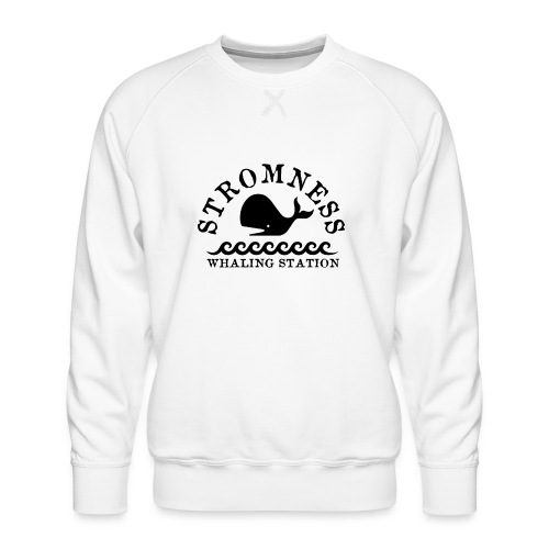 Sromness Whaling Station - Men's Premium Sweatshirt