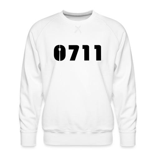 Baby-Mütze Stuttgart-0711 - Männer Premium Pullover