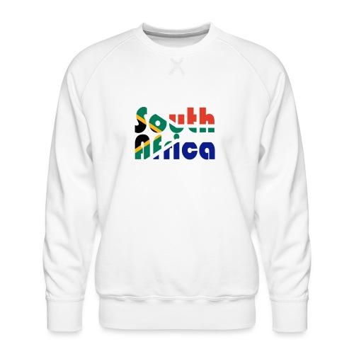 South Africa - Männer Premium Pullover