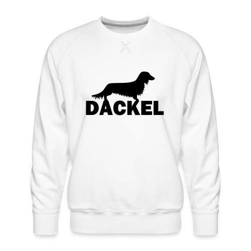 Dackel - Männer Premium Pullover