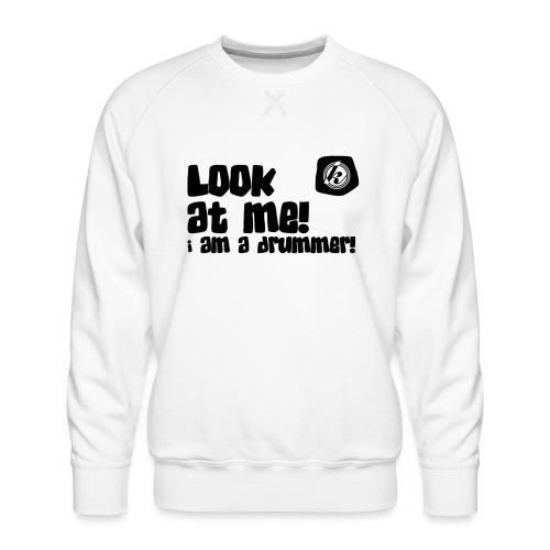 EGODrummer - Männer Premium Pullover