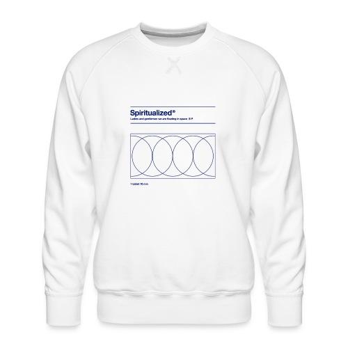 SPIRITUALIZED LOGO - Mannen premium sweater