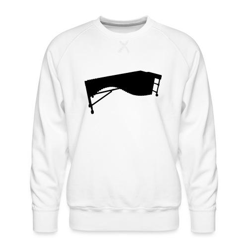 Marimba Kontur - Männer Premium Pullover