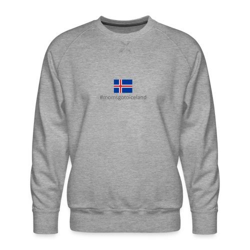 Iceland - Men's Premium Sweatshirt