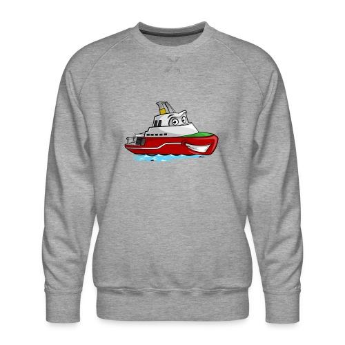 Boaty McBoatface - Men's Premium Sweatshirt