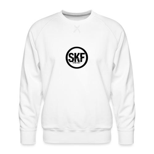 Shop de la skyrun Family ( skf ) - Sweat ras-du-cou Premium Homme